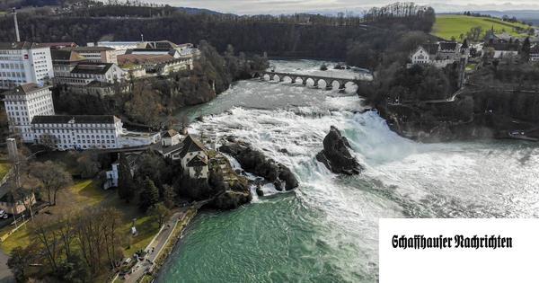 Ein neues Kraftwerk am Rhein und das Ringen zwischen zwei Kantonen