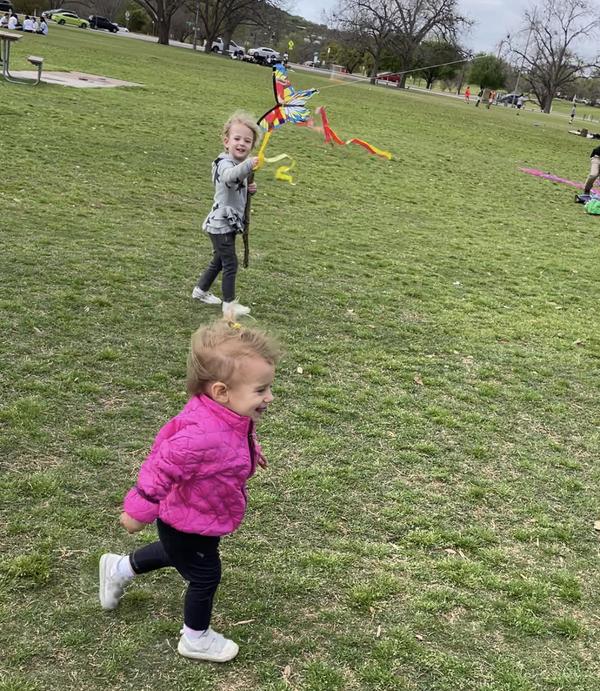 🪁 We had loads of fun at Austin's kite festival last weekend.