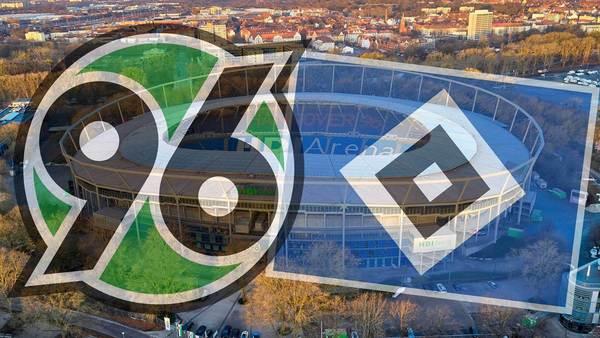 Letzte Infos zum Heimspiel von Hannover 96 gegen den Hamburger SV - Sportbuzzer.de