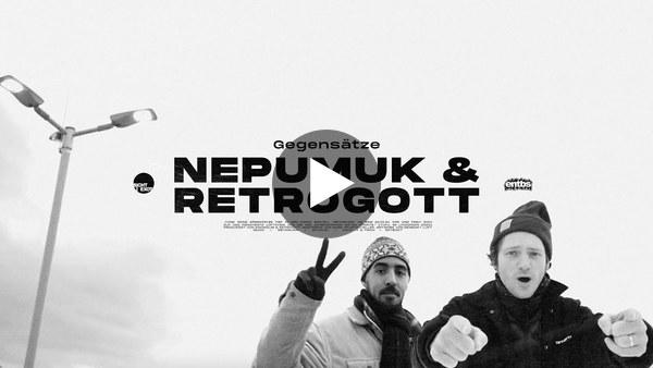 Nepumuk & Retrogott – « Gegensätze »