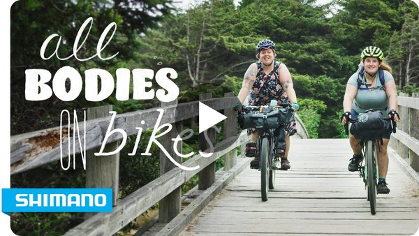 All Bodies on Bikes | SHIMANO