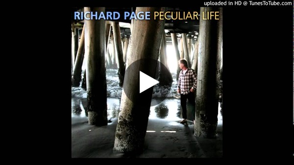 Richard Page - The truth is beautiful