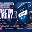 📅 Microsoft Certification Saturday 2021