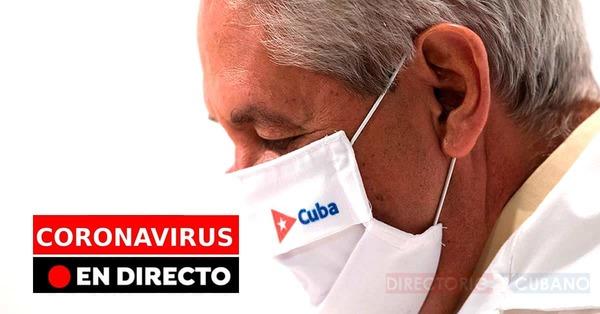 Jornada fatídica en Cuba con récord de casos: 1162 y 5 fallecidos