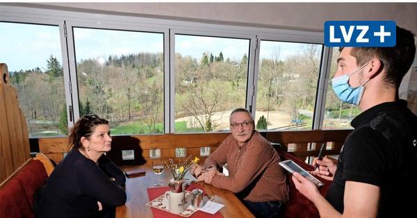 Gaststätten voll, Hotels ausgebucht: Augustusburg probt die Normalität