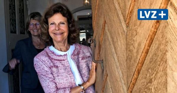 Königin Silvia kümmerte sich auch im Kalten Krieg um ihre DDR-Verwandten