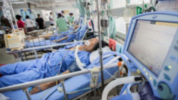 Auslastung der Intensivstationen nimmt zu: Wieder mehr als 4000 Corona-Patienten