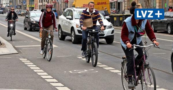 Aktionsplan beschlossen – doch der Weg zur Fahrradstadt Leipzig bleibt mühsam