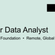 Senior Data Analyst at Wikimedia Foundation