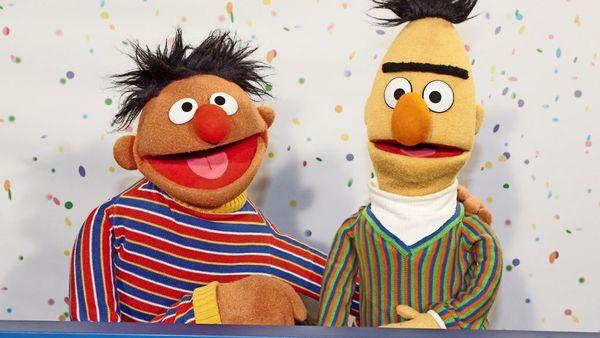 """Jubiläum für Ernie und Bert: 50 Jahre """"Sesamstraße"""" in Deutschland"""