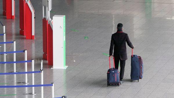 Studie zu Flugreisen: Viele Corona-Varianten zirkulieren bereits seit Herbst in Deutschland