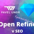 Online školení: Open Refine v SEO pro začátečníky | Pavel Ungr, SEO konzultant