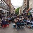 Applications for temporary pavement licences in Fitzrovia
