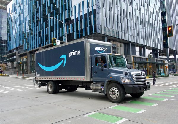 Amazon offers rare apology, says it will look for solutions to drivers peeing in bottles