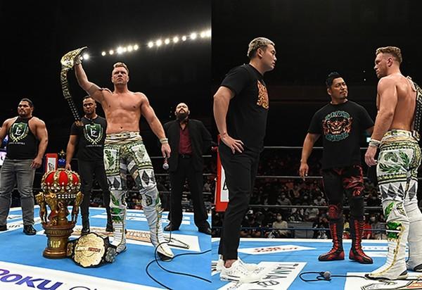 NJPW: «Sakura Génesis 2021» Will Ospreay, monarca máximo