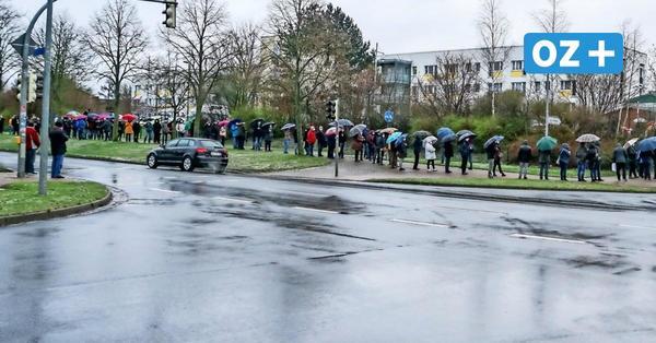 Impfen ohne Termin in Wismar – Aktion am Ostermontag wird zwei Stunden verlängert