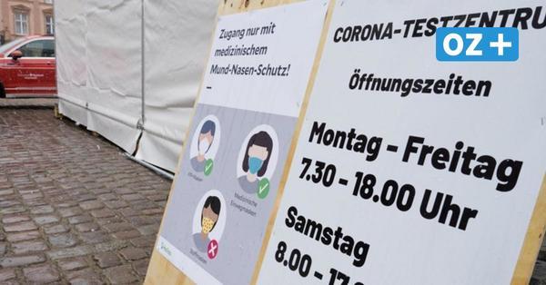 Corona-Zahlen am Ostermontag: Landesweite Inzidenz in MV wieder kurz vor 100