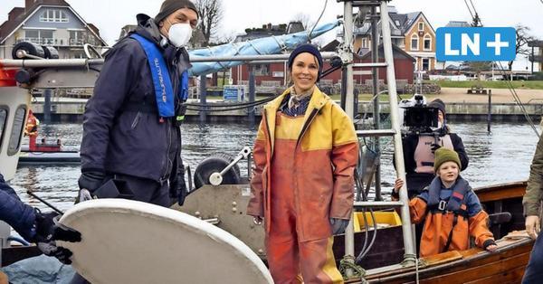 Filmkulisse Ostholstein: Hier dreht Anneke Kim Sarnau als Fischerin