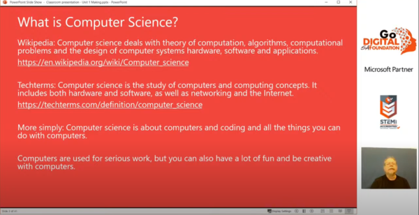 Computer Science Learning Series