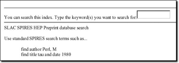 """Screenshots of the SLAC interface that Tim Berners-Lee referred to as the World Wide Web's first """"killer app."""""""