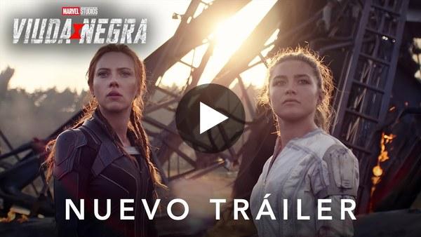 Viuda Negra   Nuevo Tráiler oficial en español   HD