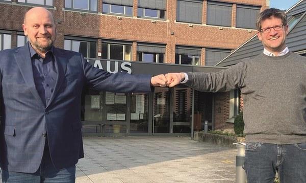 Frank Helmke folgt auf Torsten Söder - Heidekreis - Walsroder Zeitung