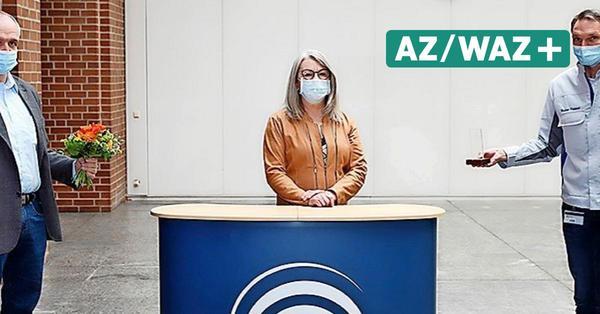 VW-Werk Wolfsburg verleiht Arbeitssicherheitspokale