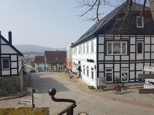 Salzhemmendorf ist der Hauptort am Ith - der Name besagt, mit was hier früher gehandelt wurde. (Foto: Bernd Haase)