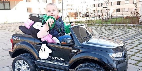 Kinderdemenz: Potsdam sammelt Spenden für kranken Jungen