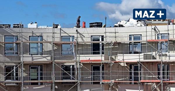 Immobilienpreise in Brandenburg explodierten im Corona-Jahr 2020