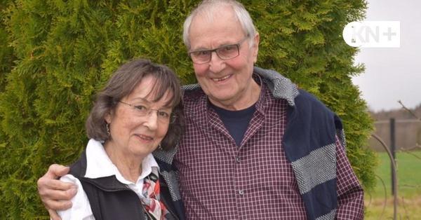 Molfsee: Walter Klotz und Lieselotte Klotz-Roßmeißl - diamantene Hochzeit