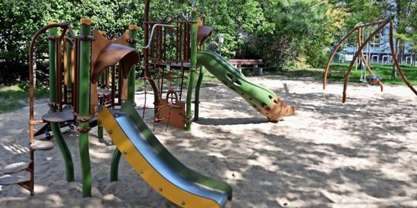 Langweilig oder uncool: Spielplätze für ältere Kinder wenig attraktiv