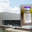 """""""Hafen 1"""" ist VW-Impfzentrum: Jetzt warten alle auf den Impfstoff"""