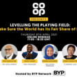 Levelling the Playing Field: How do we Make Sure the World has its Fair Share of Black Leaders? | April 22nd