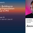Angular Insights: Lemonade - building an engineering organisation from startup to IPO | June 23rd
