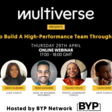 How To Build A High-Performance Team Through Coaching | April 29th