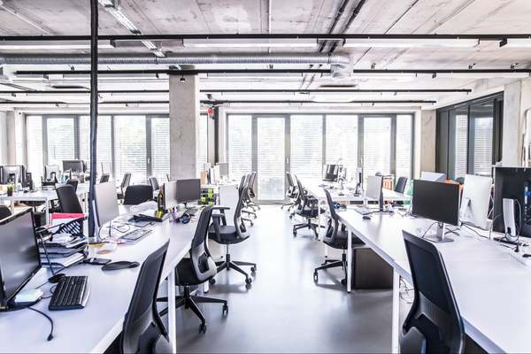 The Company of the Future Doesn't Have an Office