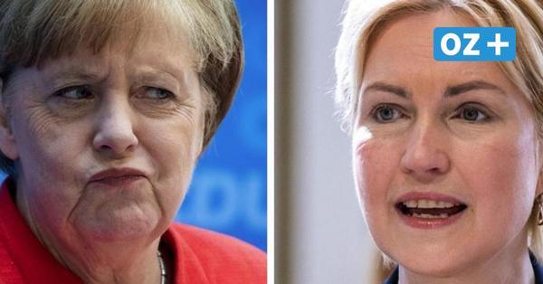 Schwesig gegen Vorziehen des Corona-Gipfels bei Kanzlerin Merkel