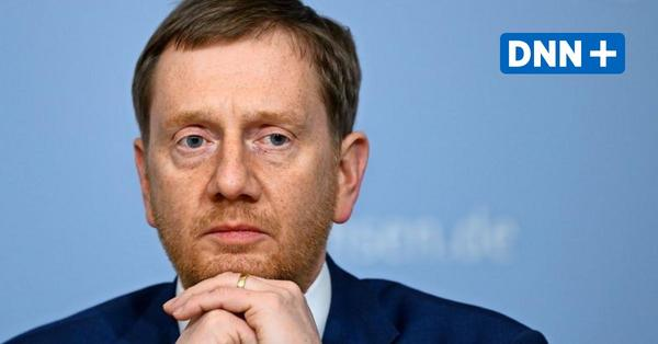 Harter Lockdown: Sachsens MP Kretschmer unterstützt Laschets Vorstoß