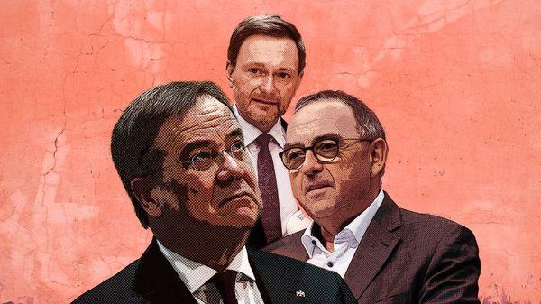 """Laschets """"Brücken-Lockdown"""": Spitzenpolitiker vermissen """"Kanzlerfähigkeit"""""""