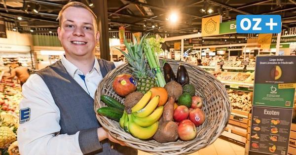 Warum ein Rostocker Deutschlands Supermarkt-Mitarbeiter des Jahres werden soll