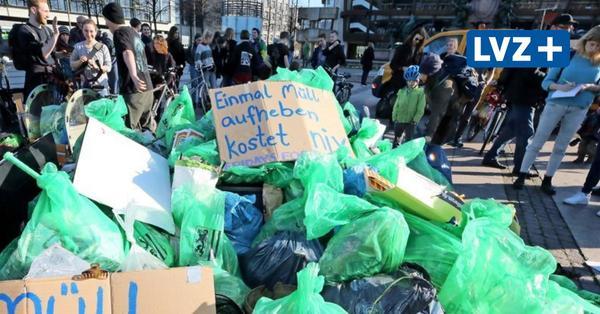 Leipzig will Detektive auf Müllsünder ansetzen