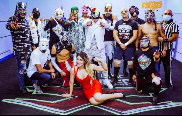 Llega Villano III Jr. y nacen los Mexikids en La Súper X