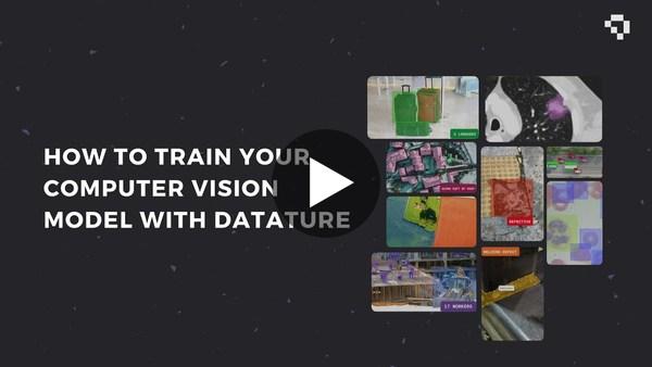 Datature : 5 Minutes Platform Overview