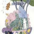 """Tenderly"" New Illustration – Alexandra Schaefers"