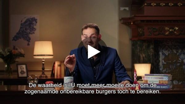 GEMEENTE - Hoe de vernieuwende aanpak van PRO de gemeentepolitiek in Kaag en Braassem tot een landelijk voorbeeld maakt (video, doorspoelen naar 5:30)