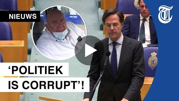ROELOFARENDSVEEN - De Telegraaf ging op jacht naar VVD-stemmers: 'Stuur nu het liefst een kaartje naar Rutte' (video)