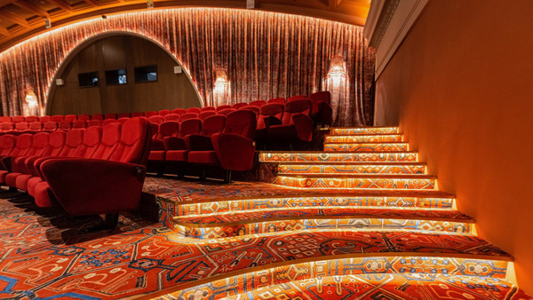 Moscow's Oldest Cinema Reopens After 7-Year Reconstruction | The Moscow Times