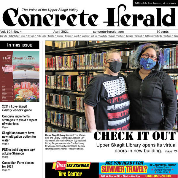 Copyright Concrete Herald, 2021; republished with permission.