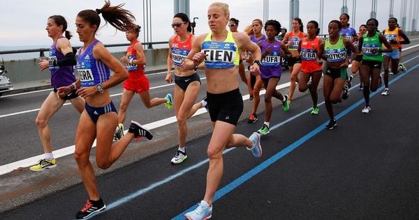 Utiliser les déjections des marathoniens pour booster nos performances sportives